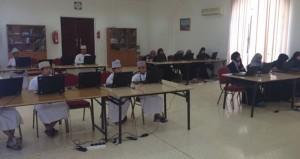 المركز الترفيهي بمنح ينظم دورة المونتاج وتحرير الفيديو