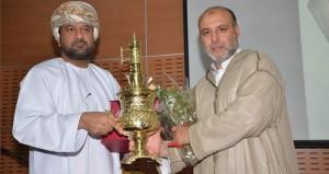 اتحاد كتّاب المغرب يكرم سلماوي والعريمي