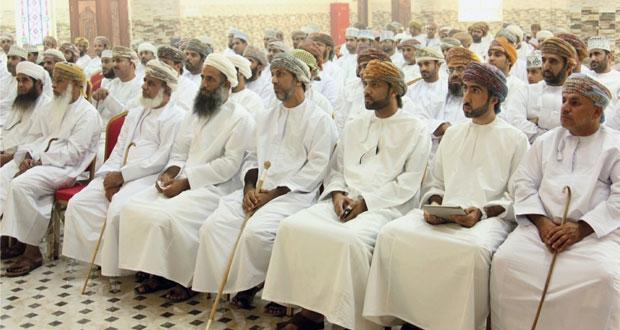 """نـزوى تستضيف ملتقى """"نحالو عمان"""" الثاني بمشاركة 250 نحالا من مختلف محافظات وولايات السلطنة"""