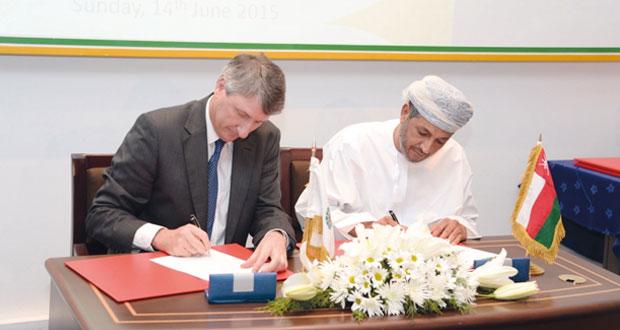 """""""تنمية نفط عمان"""" توقع عددا من الاتفاقيات في مجال تنمية المجتمعات المحلية والبيئة في السلطنة"""