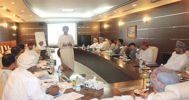 مركز عمان للحوكمة والاستدامة ينظم حلقة عمل بـ(عمان للحوض الجاف)