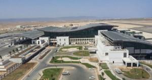 الرحلة wy903 تعلن بدء تشغيل مطار صلالة الجديد