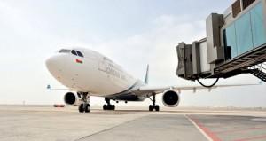 """مطار صلالة الجديد يدخل عملية التشغيل الفعلي """"بنجاح"""""""