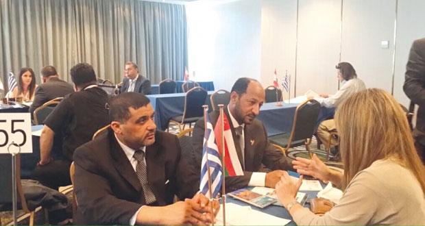 الغرفة تشارك في المنتدى الاقتصادي العربي اليوناني الرابع