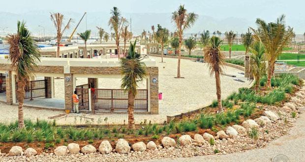 ظفار تستعد لموسم الخريف السياحي وجهود حثيثة لتحسين المرافق