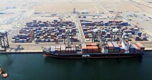 """نائب الرئيس التنفيذي لشركة ميناء صحار الصناعي في حديث لـ """" الوطن الاقتصادي"""":"""