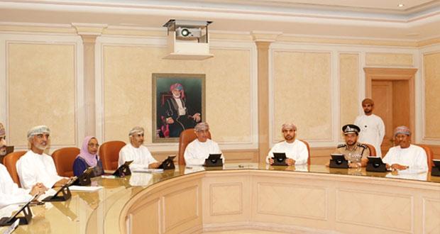 اجتماع مجلس الأمناء الأول بالمجلس العماني للاختصاصات الطبية