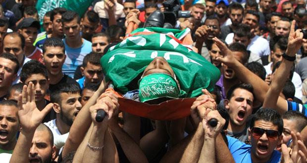 شهيد بجنين والاحتلال يبلطج بالضفة والقدس وآلياته تتوغل بغزة