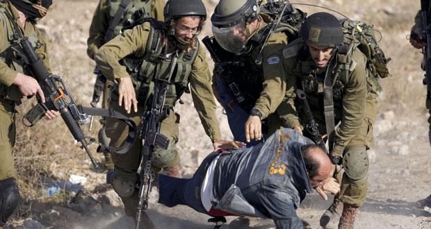جيش الاحتلال يعتدي على الاحتجاجات المناهضة للاستيطان وتصيب العشرات