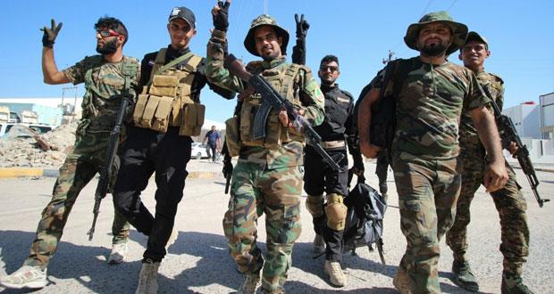 العراق: هجوم نفذه 4 انتحاريين يحصد 11 من القوات الأمنية