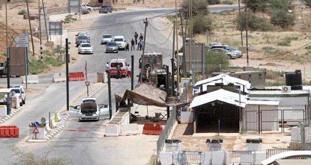 الاحتلال يواصل سرقة أراضي الفلسطينيين لصالح الاستيطان وقواته تواصل الهمجية بحقهم