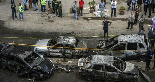 مصر: محاولة اغتيال فاشلة للنائب العام والانتهاء من 91% من تكريك بقناة السويس الجديدة