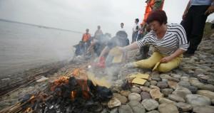 الصين: 431 قتيلا في غرق (نجمة الشرق) الأسوأ منذ 1949