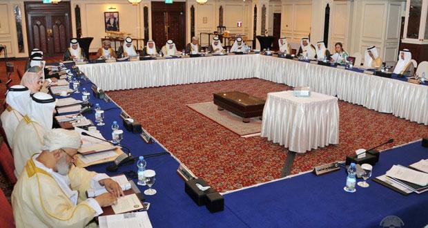 الهيئة الاستشارية للمجلس الأعلى لـ(التعاون) ناقشت في مسقط تقارير ومرئيات لجانها