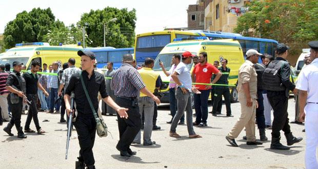 مصر تحبط هجوما إرهابيا بالأقصر ومقتل مجند برصاص مجهولين في سيناء