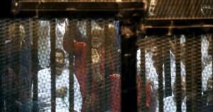 مصر: الجنايات تحكم على مرسي بالإعدام في (اقتحام السجون) والمؤبد في (التخابر)