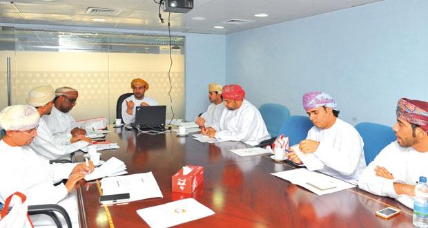 الشؤون الرياضية تعقد اجتماعا بالمؤسسات المشاركة في برنامج قرية التنمية