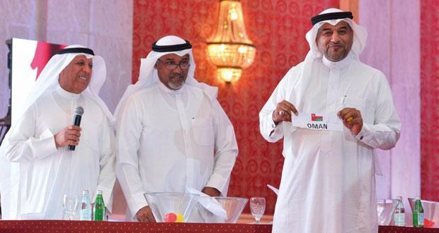 منتخبنا لليد يلعب في المجموعة الثانية مع قطر واليابان وإيران واوزبكستان