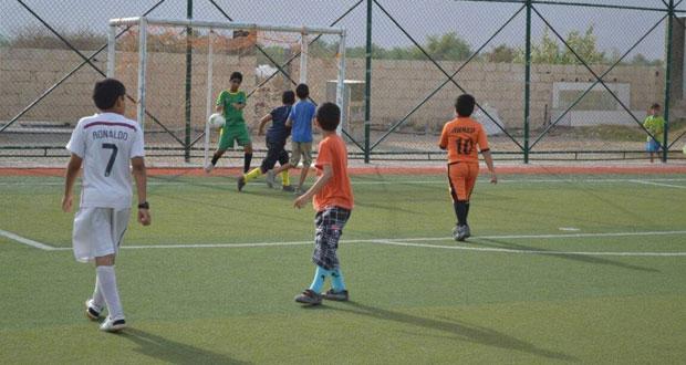 """وزارة الشؤون الرياضية تفتتح برنامجها السنوي """" صيف الرياضة """""""
