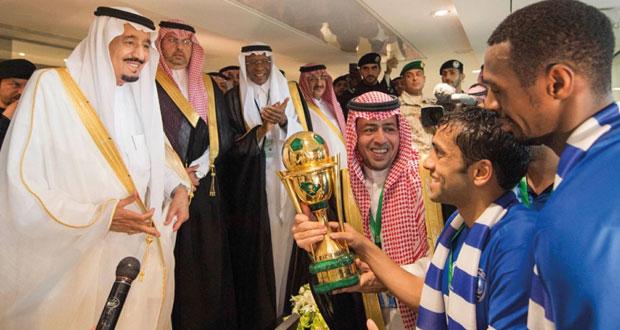 في نهائي كأس ملك السعودية: ركلات الترجيح تتوج الهلال على حساب النصر