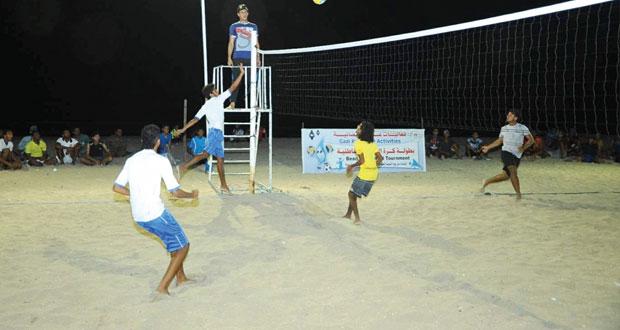 تواصل الفعاليات الرياضية لشركة الغاز المسال تحت شعار غازي14