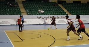 اليوم..انطلاق منافسات دور الـ 16 لبطولة وزارة الشؤون الرياضية لخماسيات كرة القدم للصالات