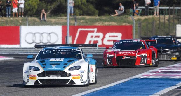 في بطولة بلانك بان الأوروبية.. فريق عمان لسباقات السيارات يحصد أولى النقاط
