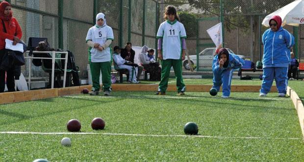 لاعبو 11 دولة عربية في البوتشي يتنافسون في الأولمبياد الخاص بلوس انجلوس