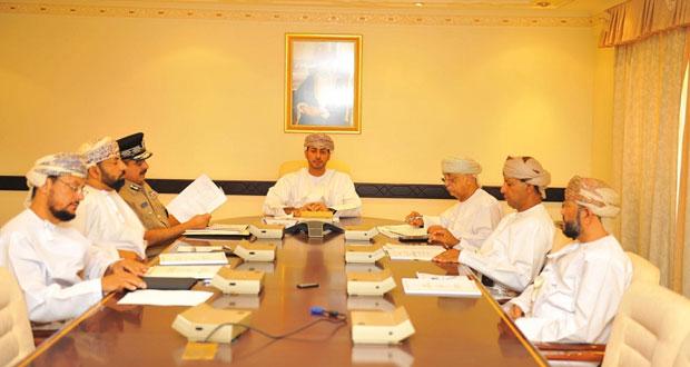 مجلس إدارة صندوق دعم الأنشطة الرياضية يعقد اجتماعه الثاني لعام 2015