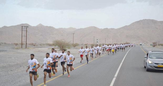 تواصل فعاليات برنامج صيف الرياضة بمختلف محافظات السلطنة