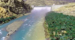 البلديات الاقليمية وموارد المياه تواصل تنفيذ ودراسة وانشاء عدد من السدود بمختلف محافظات السلطنة