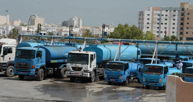حماية المستهلك تطالب الهيئة العامة للكهرباء والمياه بوضع تسعيرة محددة لصهاريج نقل المياه
