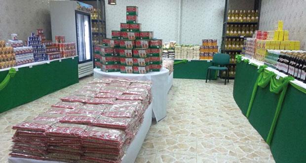 36 مشروعا رمضانيا لفريق الرحمة الخيري خلال الشهر الفضيل
