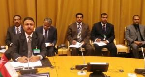 وزراء العمل بدول مجلس التعاون يعقدون اجتماعا تنسيقيا بجنيف