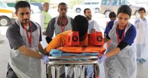 قسم الطوارئ بمستشفى جامعة السلطان قابوس يستقبل 60 ألف مراجع سنوياً