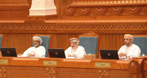 مجلس الدولة يطلع على تقرير جهاز الرقابة المالية والإدارية للدولة 2013