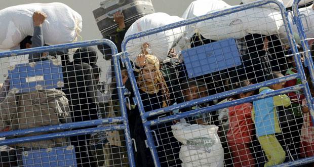 سوريا: دي ميستورا يلتقي المعلم ويعرض عليه مشاورات جنيف