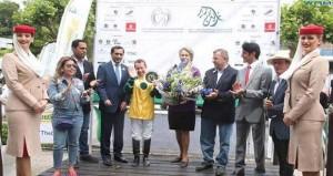 إثارة يشهدها مهرجان منصور بن زايد للخيول العربية في هولندا