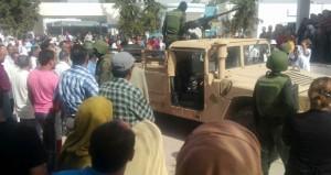 تونس: مقتل 3 أعوان أمن وإرهابيين إثنين
