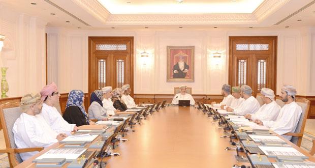 مكتب مجلس الدولة يشيد باللحمة الاجتماعية لأبناء عمان الأوفياء في التعامل مع الأنواء المناخية