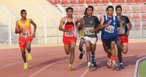 في إحصائية الموسم الحالي للاتحاد العماني لألعاب القوى