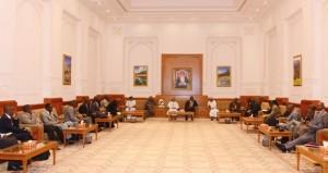 وفد كلية الدفاع التنزاني يزور مجلس الدولة