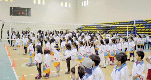 اللجنة المشرفة على برنامج صيف الرياضة تنهي استعداداتها وتحضيراتها لانطلاق الفعاليات