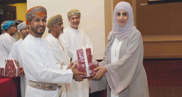 """""""البلديات الإقليمية"""" تكرم المشاركين في فعاليات اليومين العربي والعالمي للمياه"""