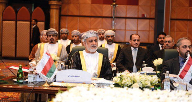 عبدالملك الخليلي يترأس وفد السلطنة في الاجتماع الأول للمكتب التنفيذي لمجلس وزراء العدل العرب بجدة