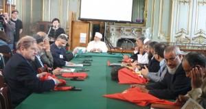 وزير الأوقاف والشئون الدينية يرعى افتتاح المؤتمر السادس حول الفكر الإباضي بالعاصمة الروسية سان بطرس بورج