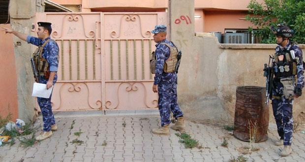 العراق: الجيش يتقدم في بيجي وقتل انتحاريين قبل مهاجمة مبنى حكومي ببغداد