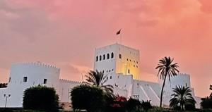 قلعة صحار التاريخية .. بوابة عُمان الشمالية في سنوات الحروب في الأزمنة الغابرة