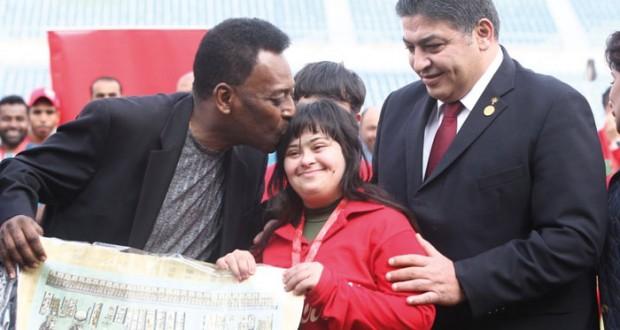 أيمن عبد الوهاب: أبطال العرب سيكونون خير سفراء لشعوبهم في ألعاب الأولمبياد الخاص بلوس انجلوس