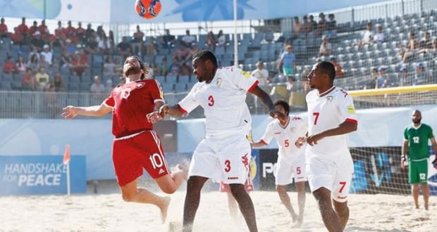 في مونديال الشاطئية بالبرتغال: منتخبنا يخسر أمام سويسرا ويتطلع إلى تصحيح أوضاعه أمام إيطاليا